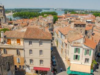 Arles an der Rhône. Foto: Hilke Mander