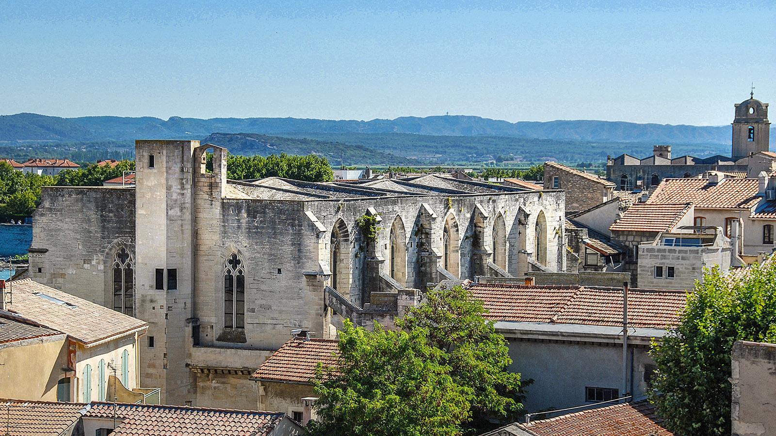 Arles: Dominikanerkirche Église des Frères Precheurs. Foto: Hilke Maunder