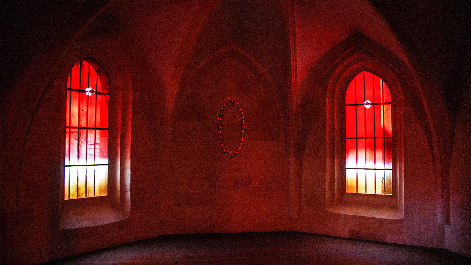 Arles: Chapelle du Méjean. Foto: Hilke Maunder