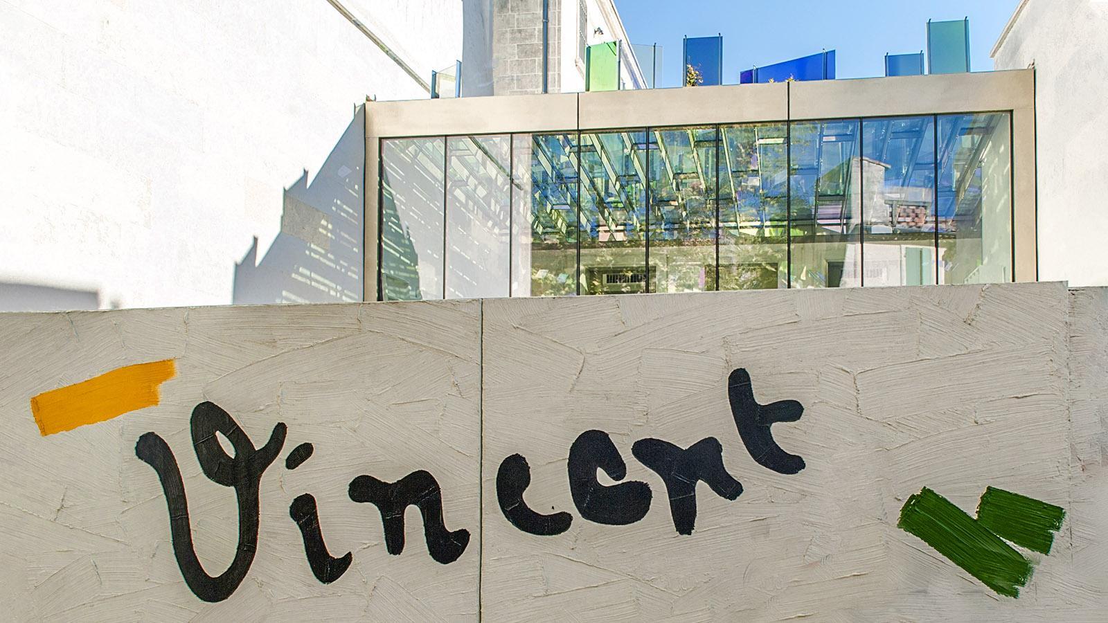 Arles: Fondation Vincent van Gogh. Foto: Hilke Maunder