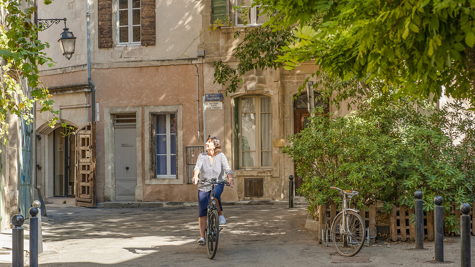 Arles: Place Balechou. Foto: Hilke Maunder