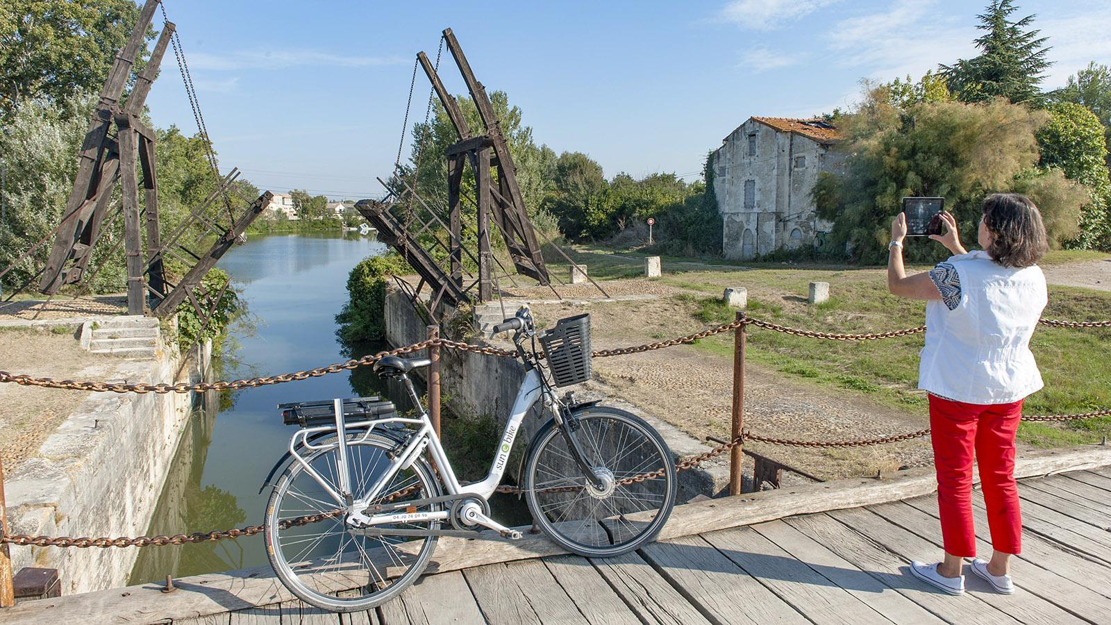Arles: Pont van Gogh. Foto: Hilke Maunder