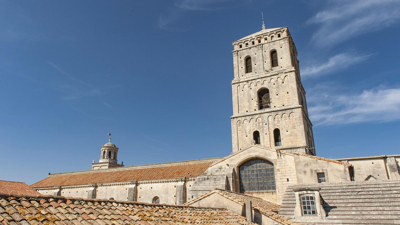 Arles: Saint-Trophime. Foto: Hilke Maunder