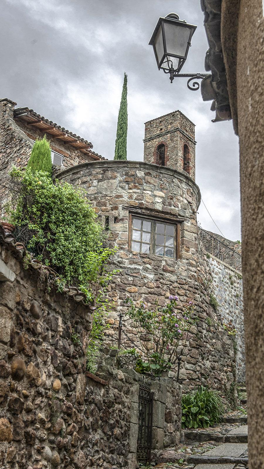 ViaRhôna: In der vieux-bourg von Charmes-sur-Rhône. Foto: Hilke Maunder