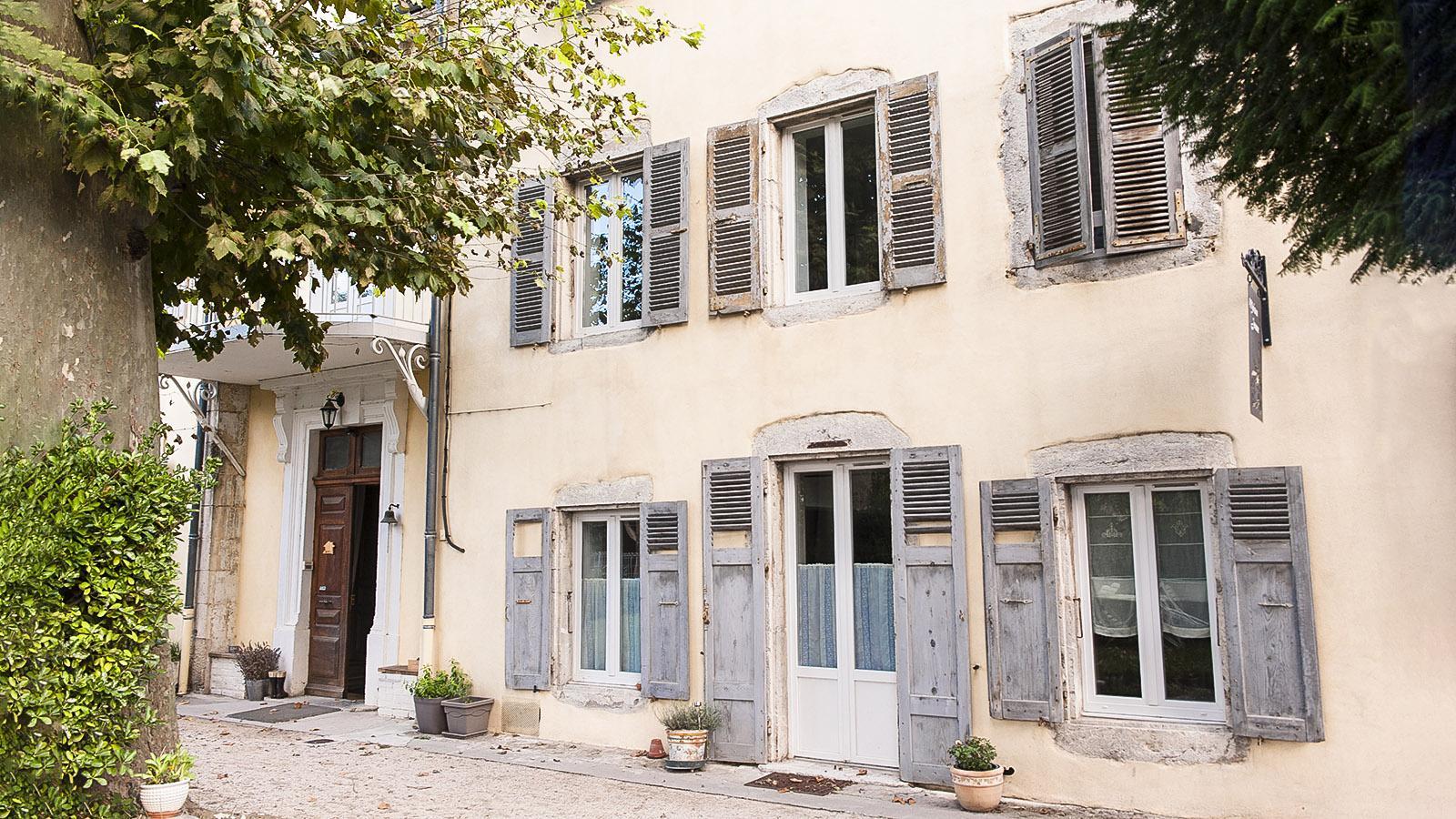 Die Maison de Jeanne. Foto: Hilke Maunder