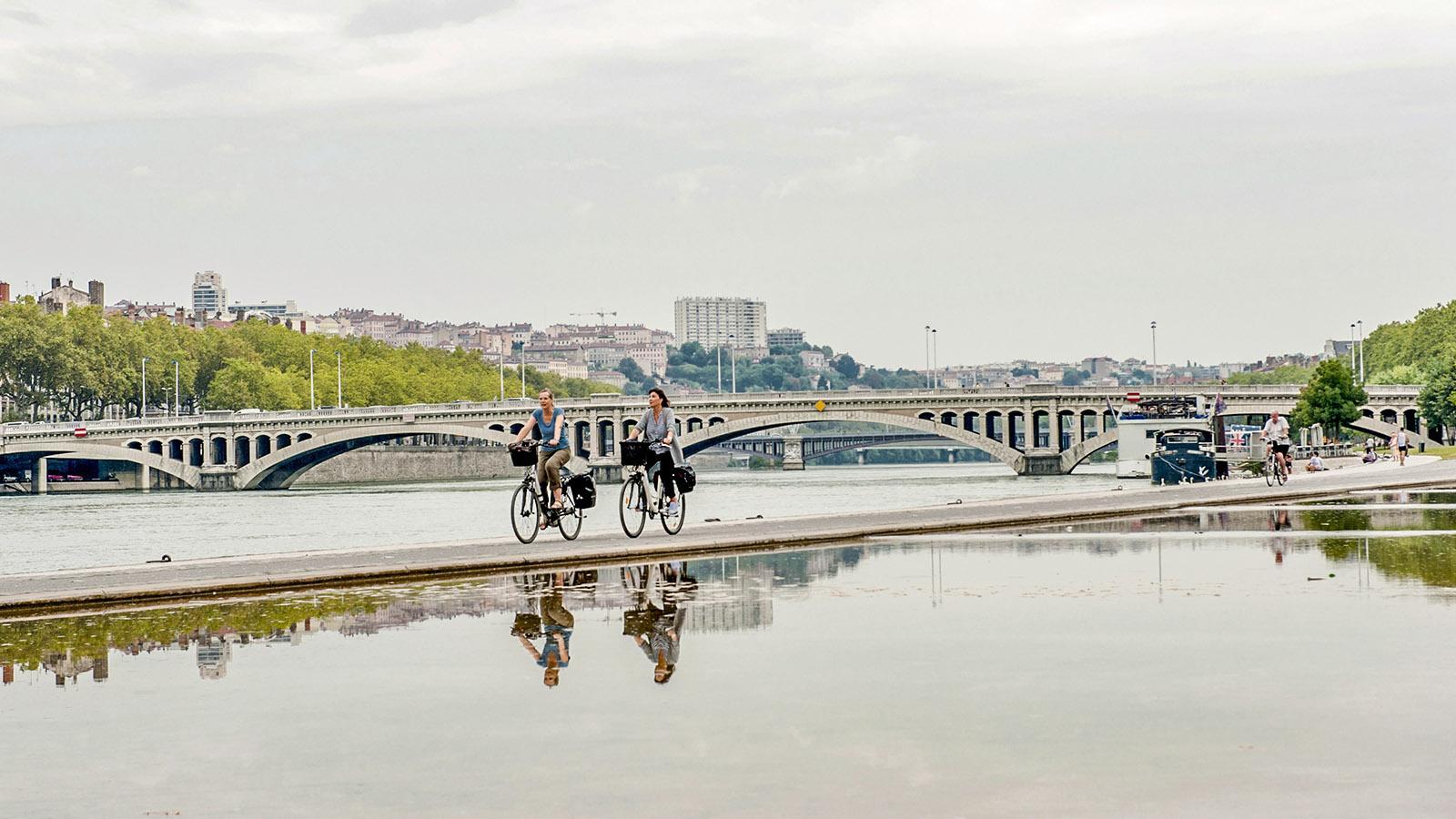 Lyon. Foto: Hilke Maunder
