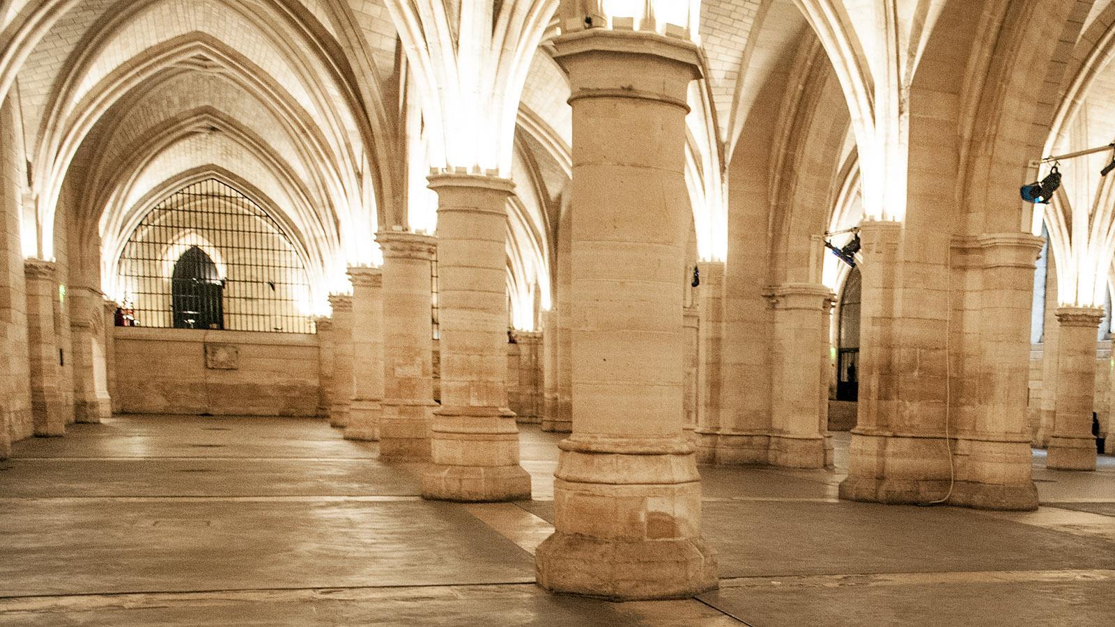 Paris, Conciergerie. Foto: Hilke Maunder