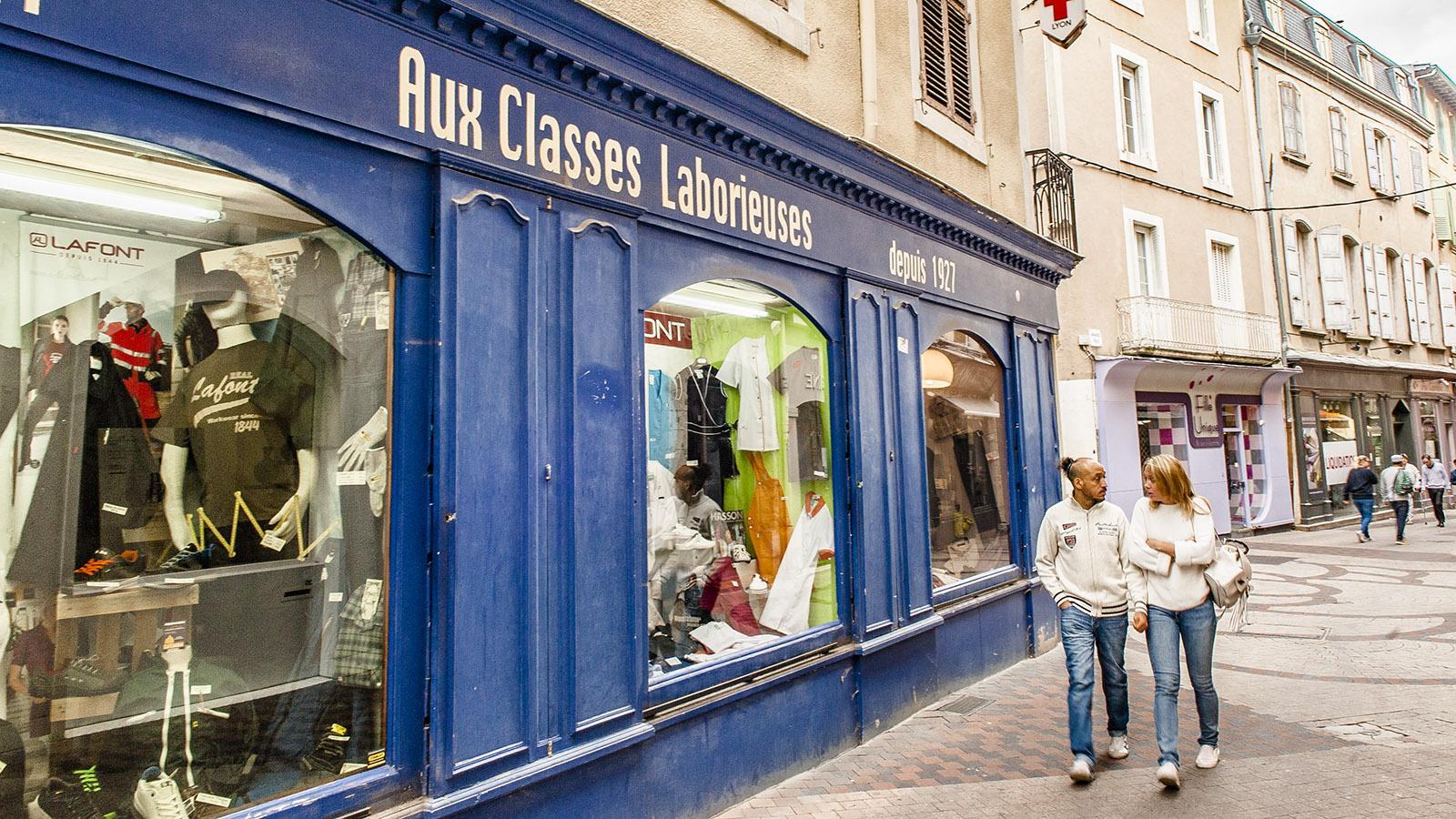 Valence: Aux classes laborieuses. Foto: Hilke Maunder