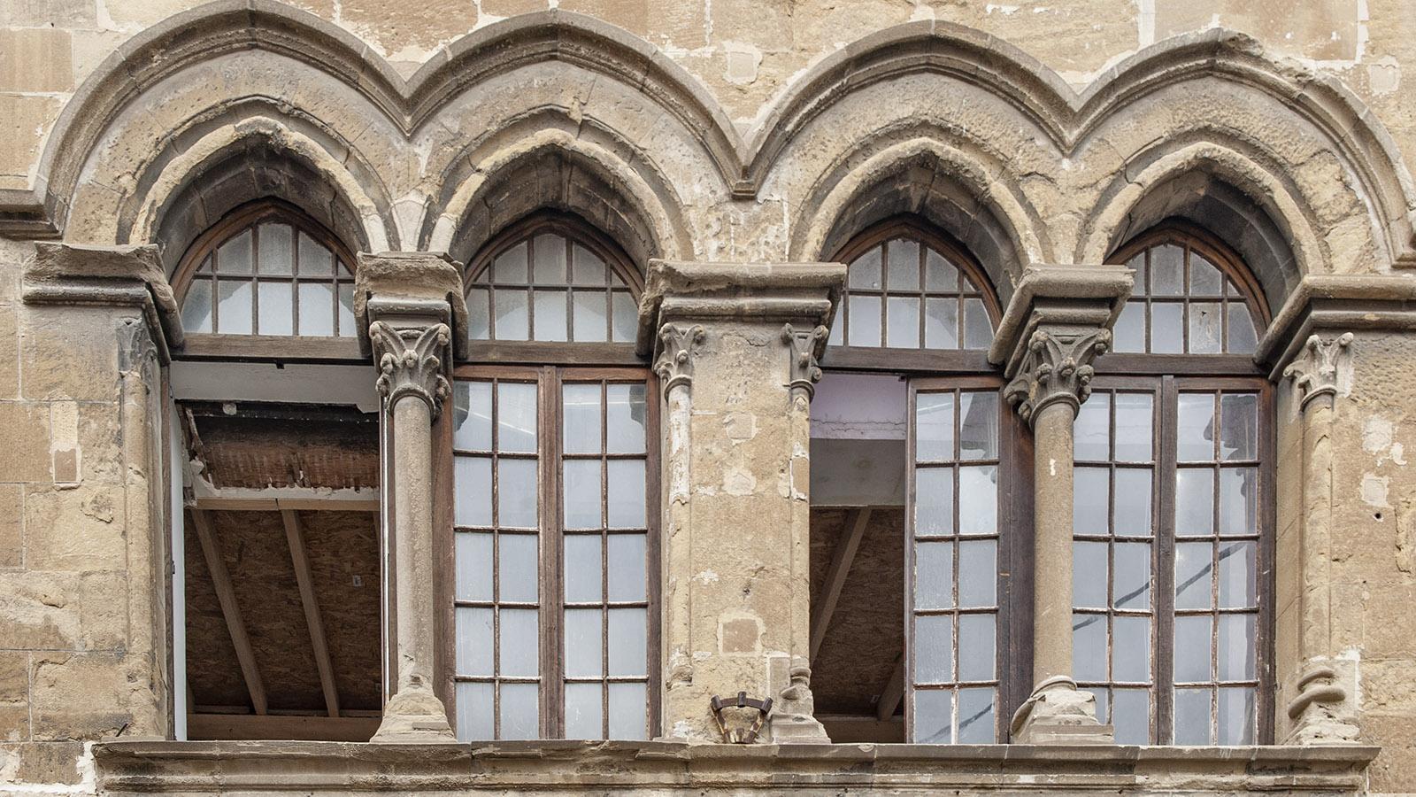 Valence, Fassade. Foto: Hilke Maunder