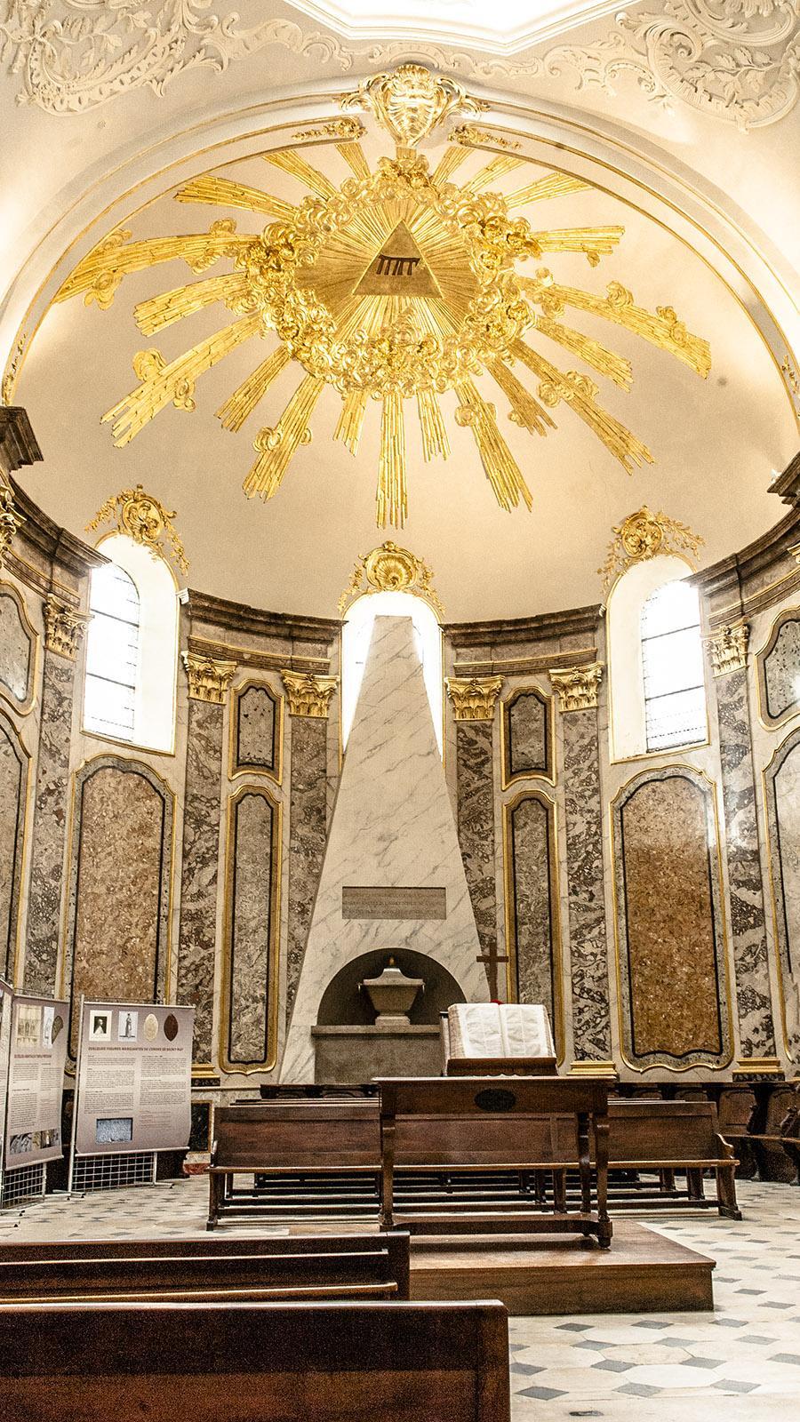 Valence: die protestantische Kirche Tempel Saint-Ruf. Foto: Hilke Maunder