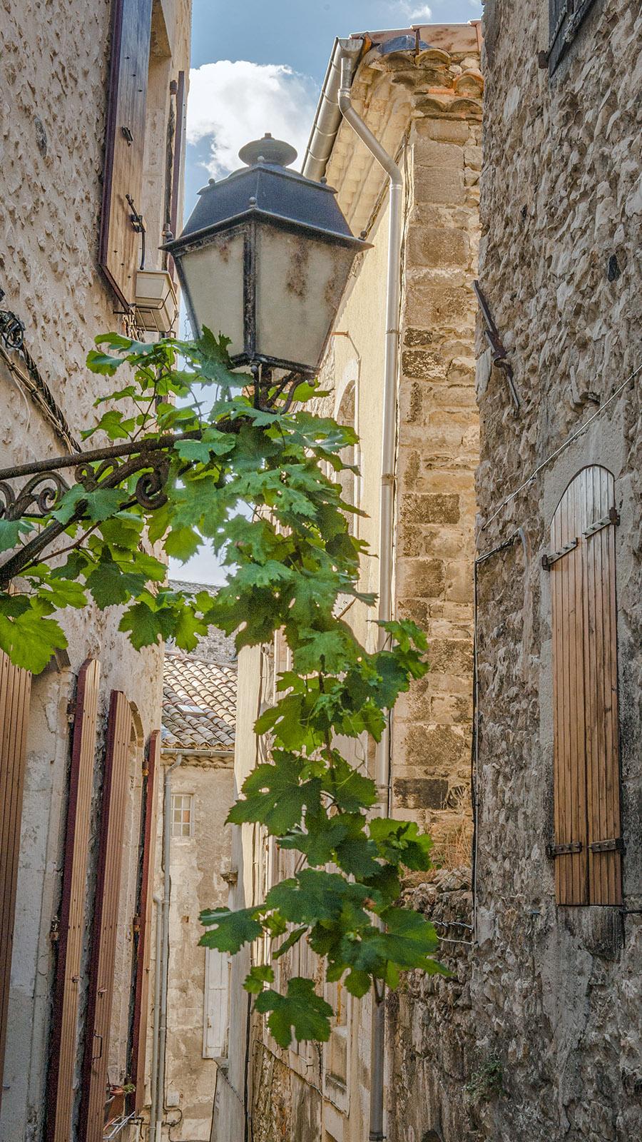 In der Altstadt von Viviers. Foto: Hilke Maunder