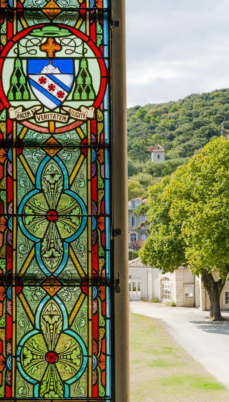 Viviers: Im Bischofspalast. Foto: Hilke Maunder