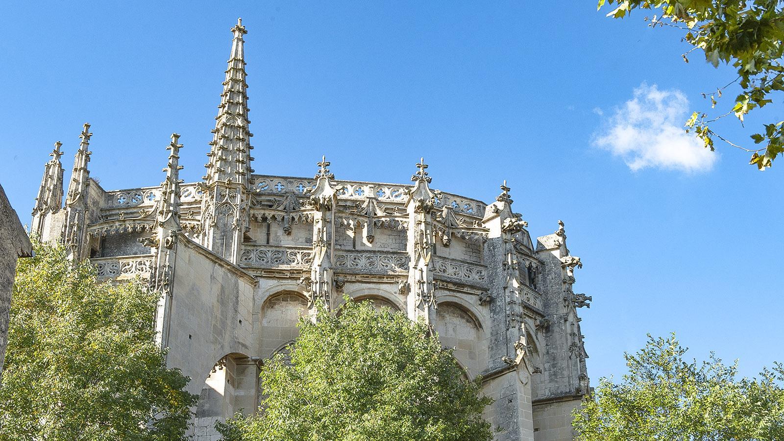 Der Chor der Kathedrale von Viviers. Foto: Hilke Maunder