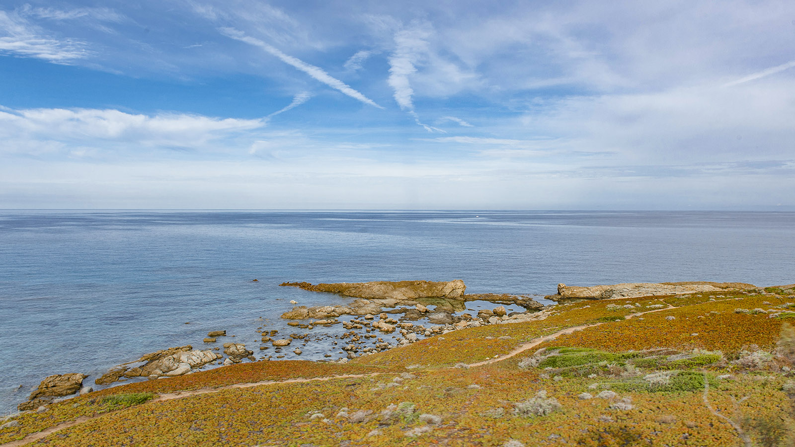 Mit dem Trinighellu von Calvi nach L'Île-Rousse. Foto: Hilke Maunder