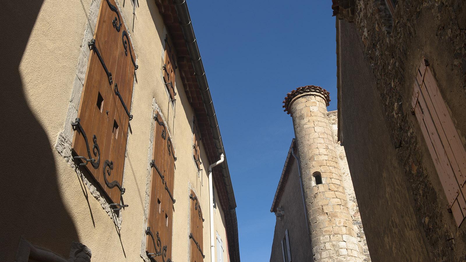 Fenouillèdes: In Caudiès ist noch viel von der mittelalterlichen Bausubstanz erhalten. Foto: Hilke Maunder