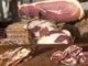 Korsische Wurst- und Fleischspezialitäten vom Wochenmarkt in Bastia. Foto: Hilke Maunder