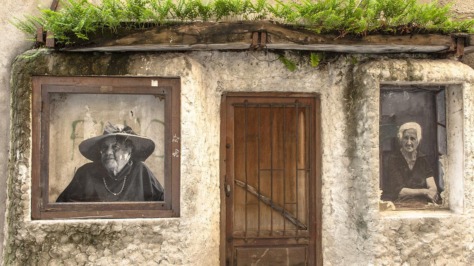 Street Art à la Bastia. Foto: Hilke Maunder