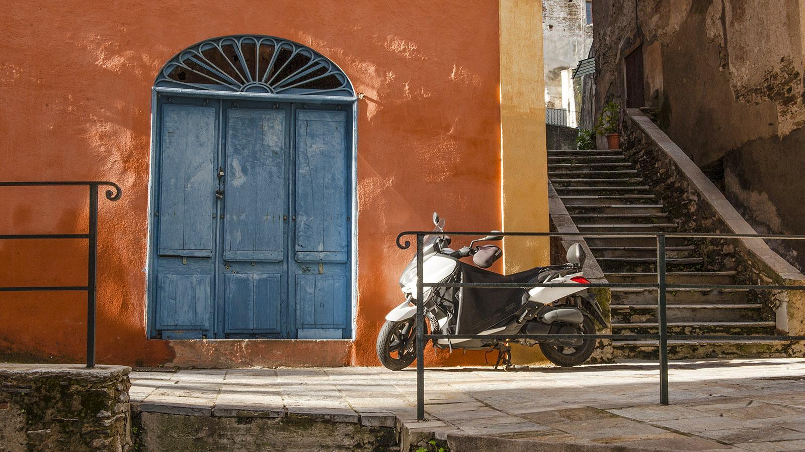 Bastia: Altstadtflair in der Zitadell
