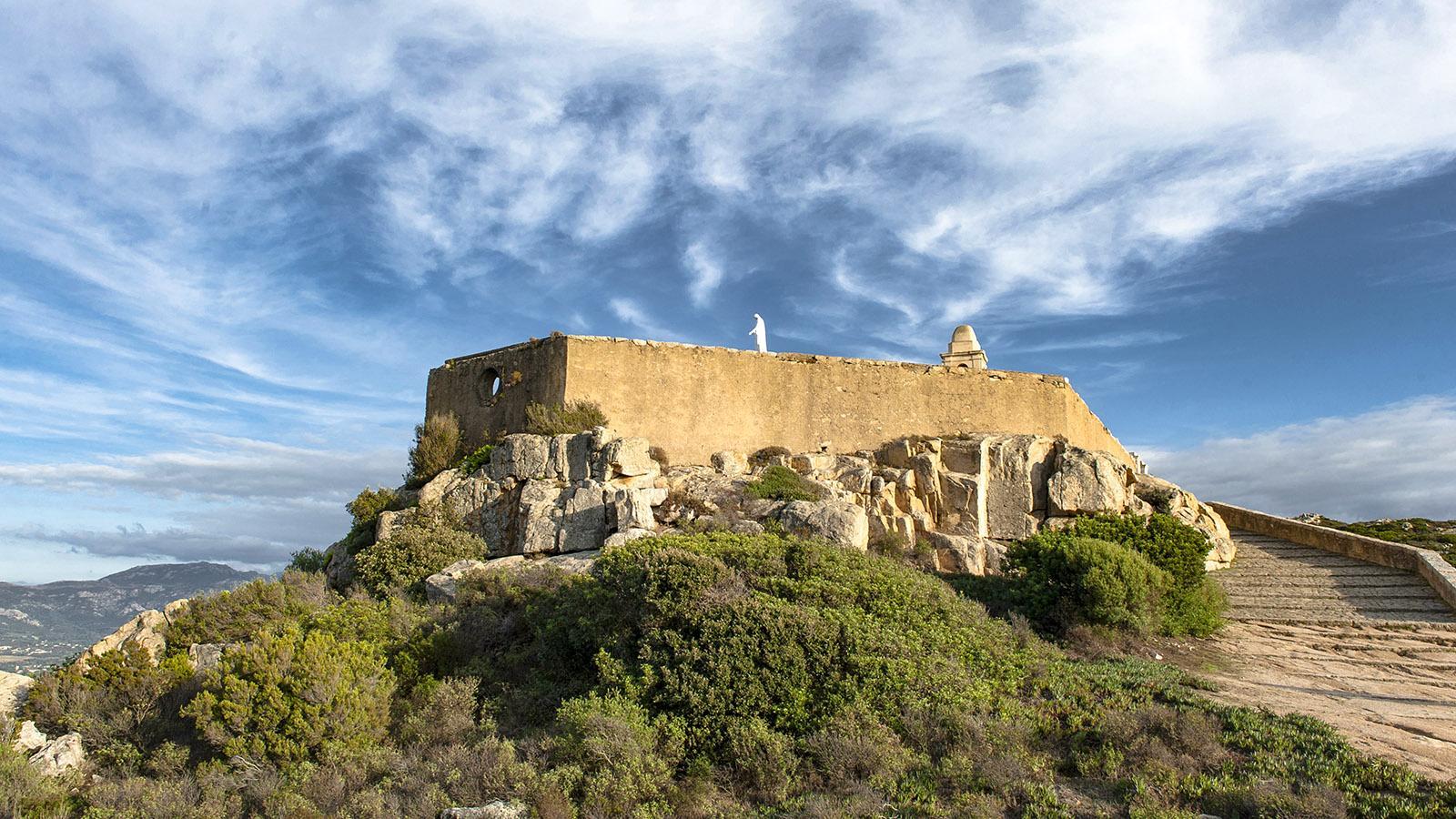 Calvi: Notre-Dame de la Serra. Foto: Hilke Maunder