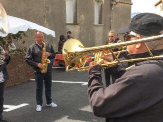 Prats-de-Sournia, Dorffest. Foto: Hilke Maunder