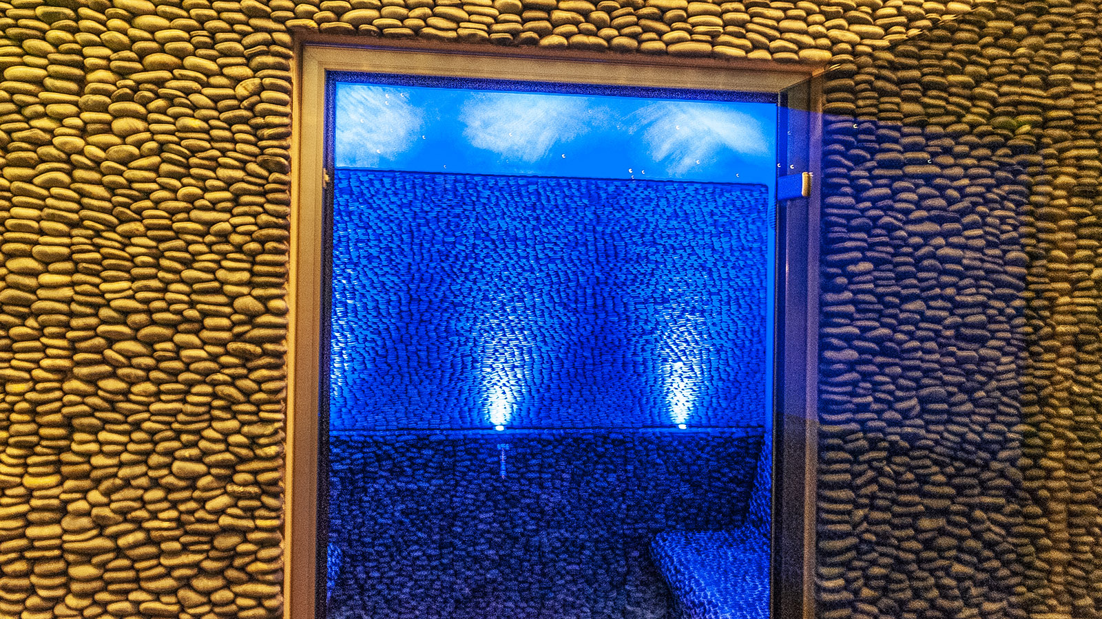 Das Spa des Hotels Domaine Riberach. Foto: Hilke Maunder