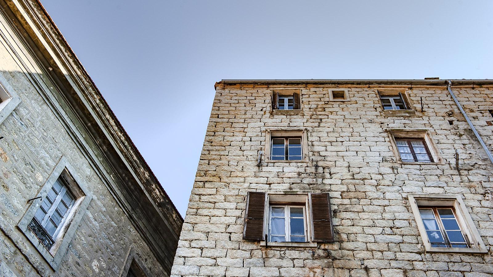 In der Altstadt von Sartène. Foto: Hilke Maunder
