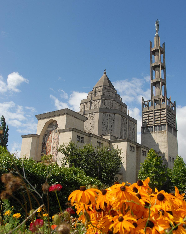 Die Église Saint-Honoré von Amiens. Foto: Hilke Maunder