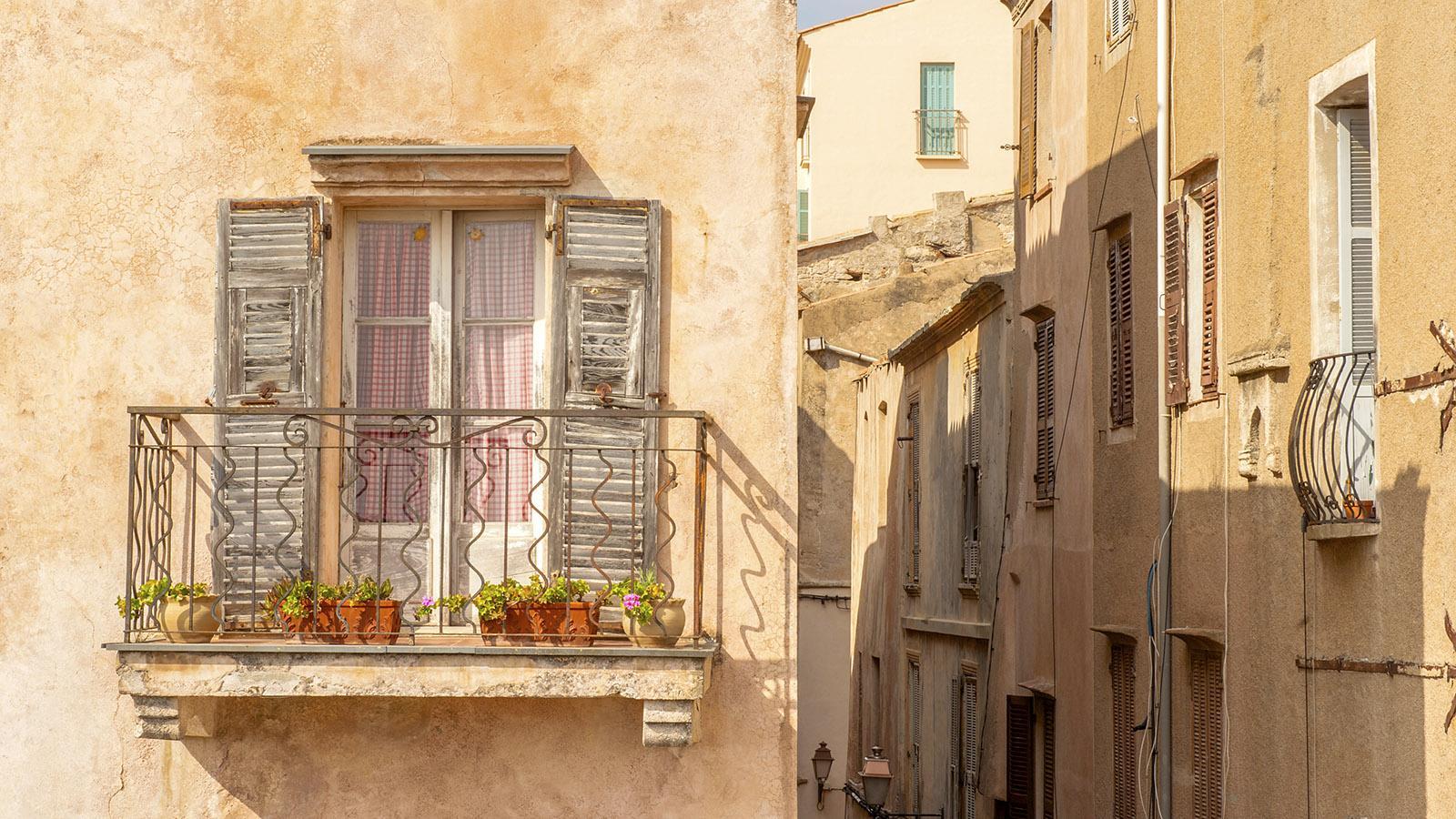 In der Altstadt von Bonifacio. Foto: Hilke Maunder