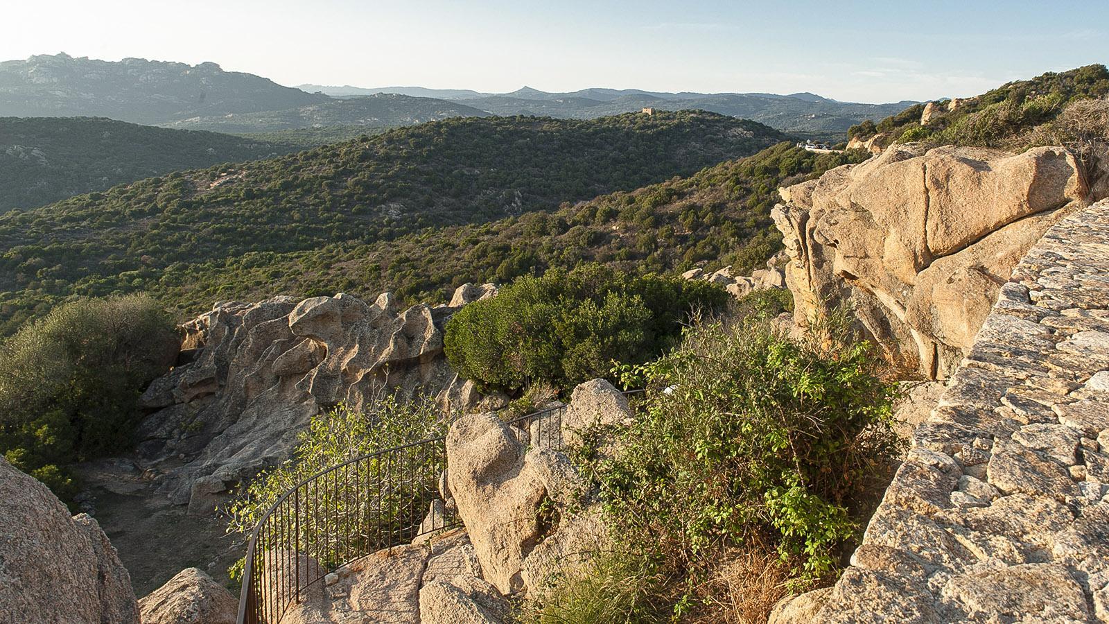 Die Landschaft bei Roccapina. Foto: Hilke Maunder