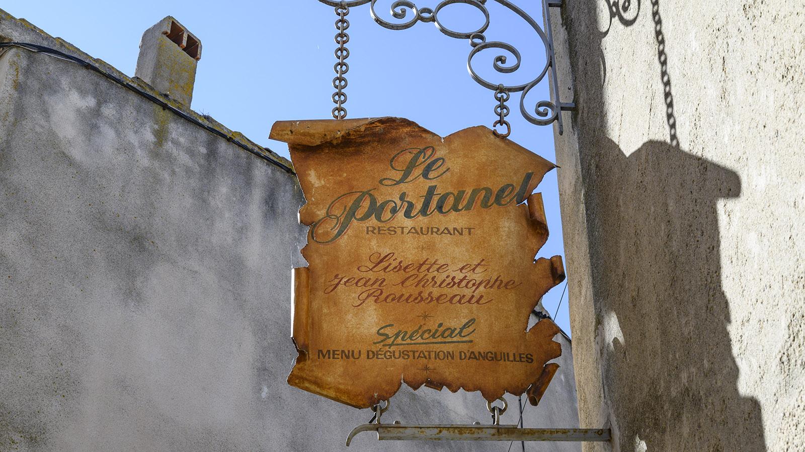 Bages: Aale: Sie prägend auch die Küche im Le Portanel. Foto: Hilke Maunder