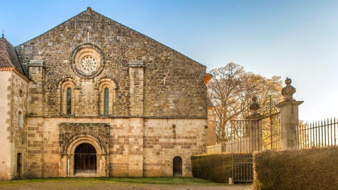 Kloster Flaran. Foto: Hilke Maunder