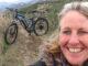 E-Biken im Nebbiu. Foto: Hilke Maunder