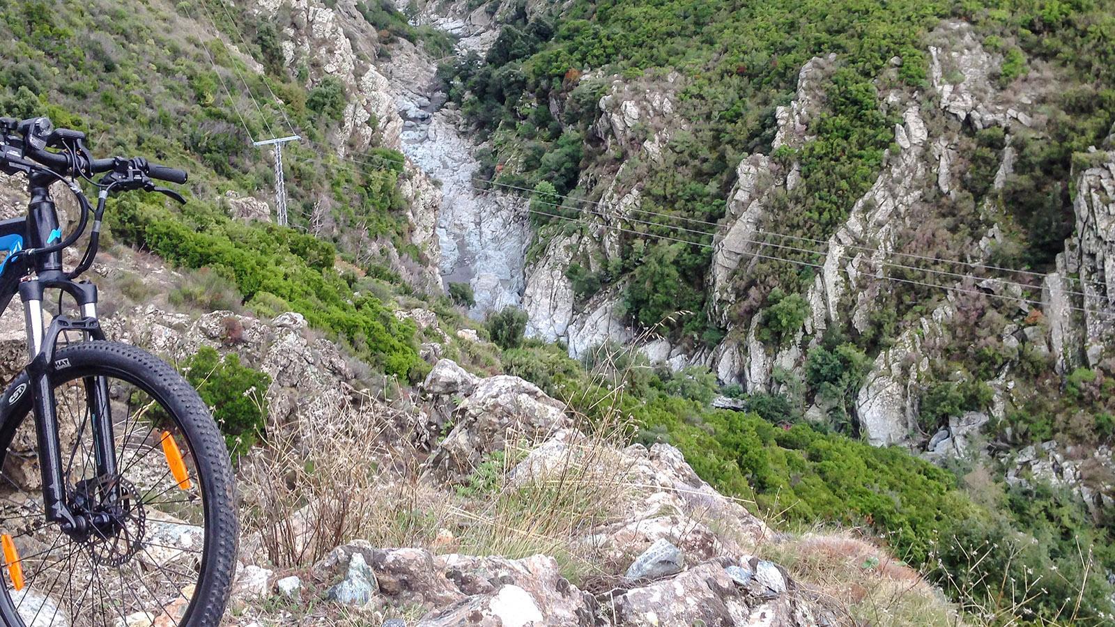 Unterwegs im Nebbiu. Foto: Hilke Maunder