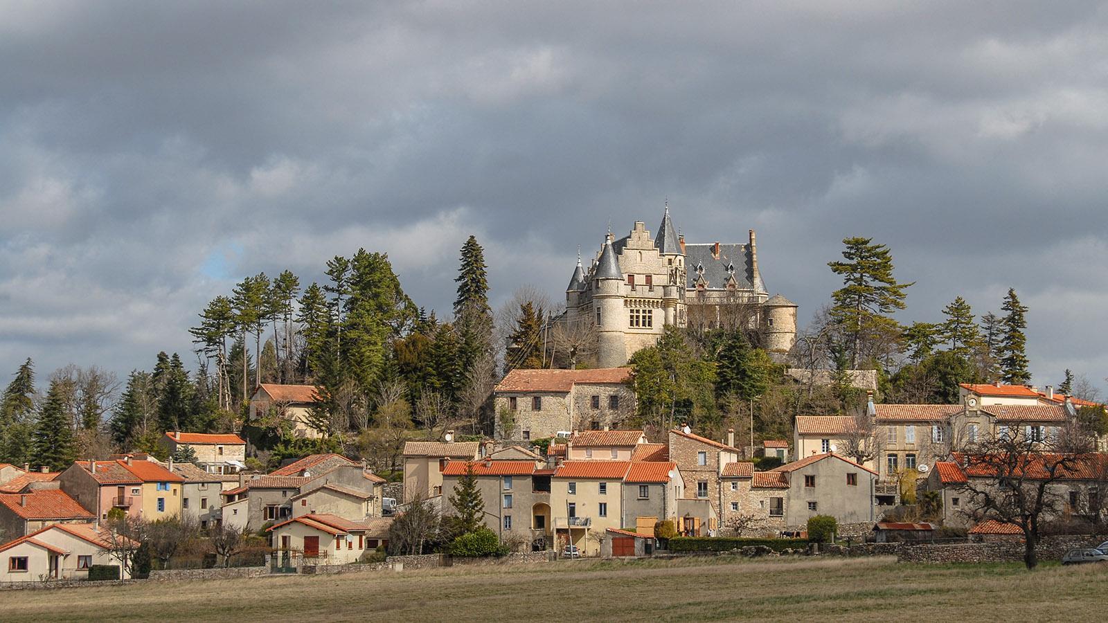 Château Massal in den Cevennen. Foto: Hilke Maunder