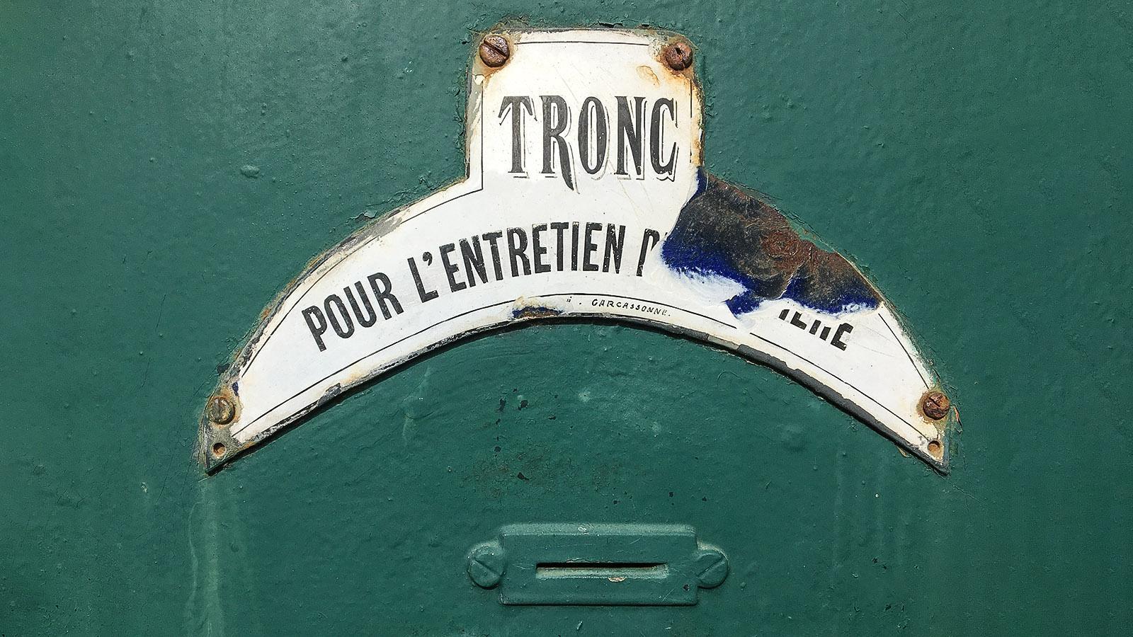 Rennes-le-Château. Foto: Hilke Maunder