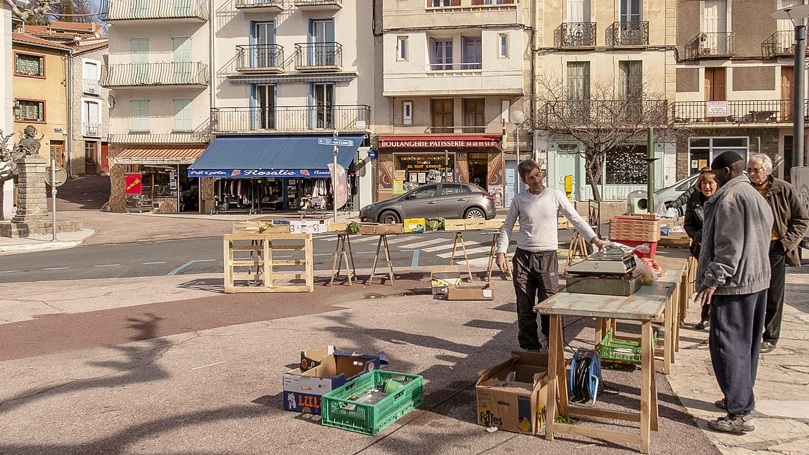 Vernet-les-Bains. Foto: Hilke Maunder