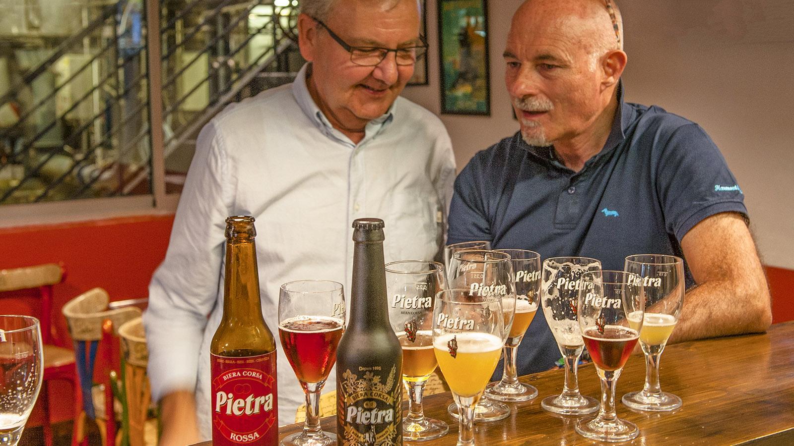 Brasserie Pietra. Foto: Hilke Maunder