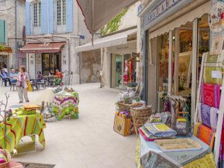 Saint-Rémy-de-Provence. Foto: Hilke Maunder