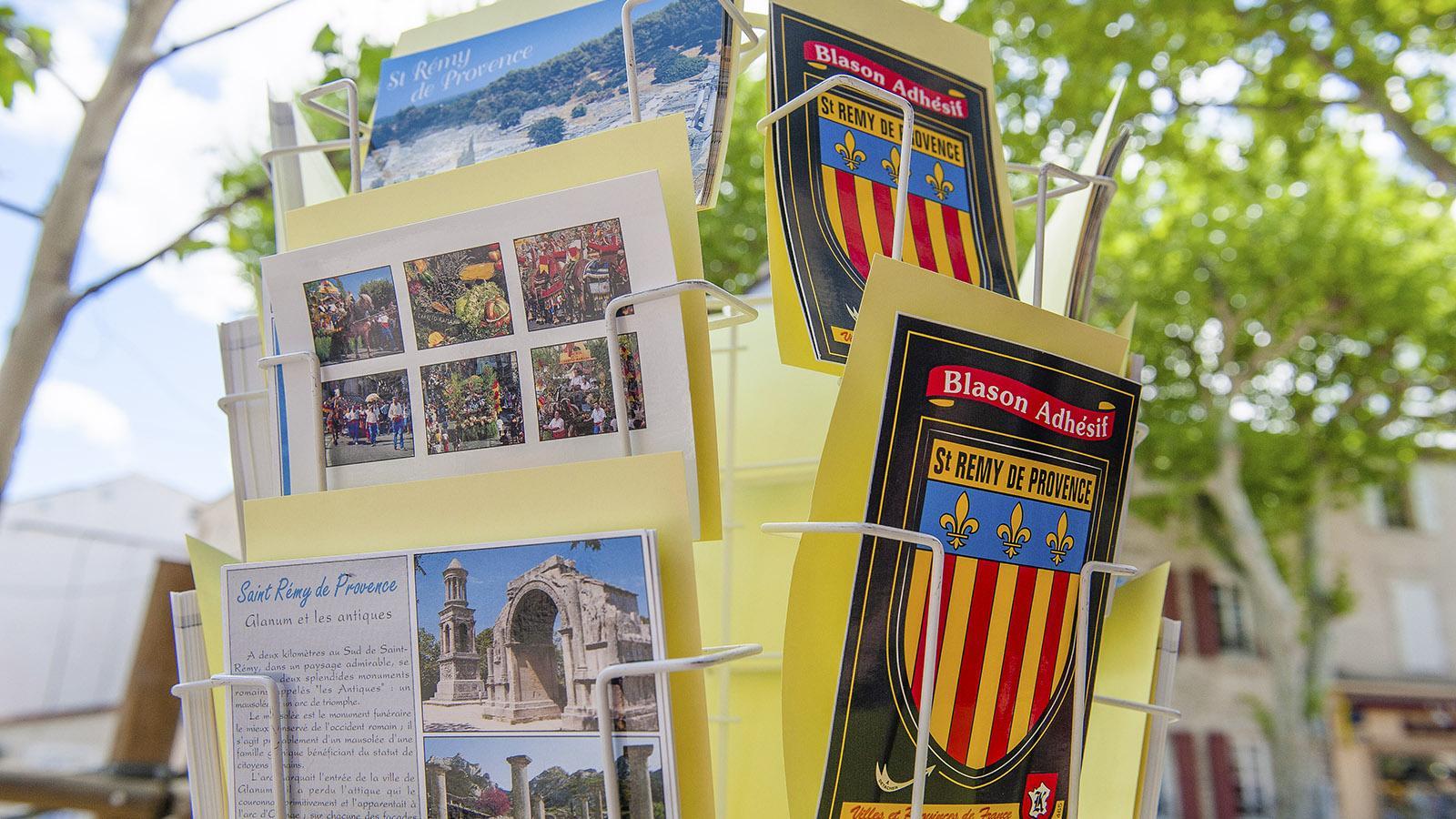Saint-Remy-de-Provence. Souvenirs. Foto: Hilke Maunder