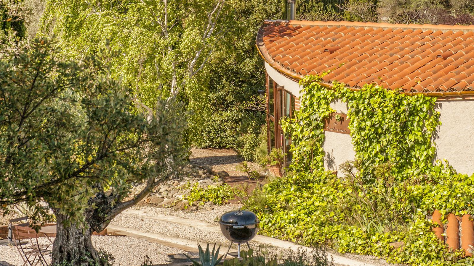 Die zweite Ferienwohnung auf dem Gelände der Moulin de Canterrane. Foto: Hilke Maunder