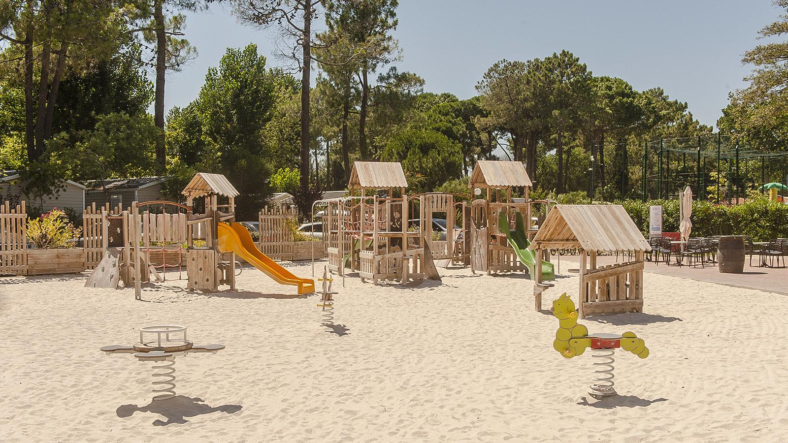 Argeles, Camping Le Soleil. Foto: Hilke Maunder