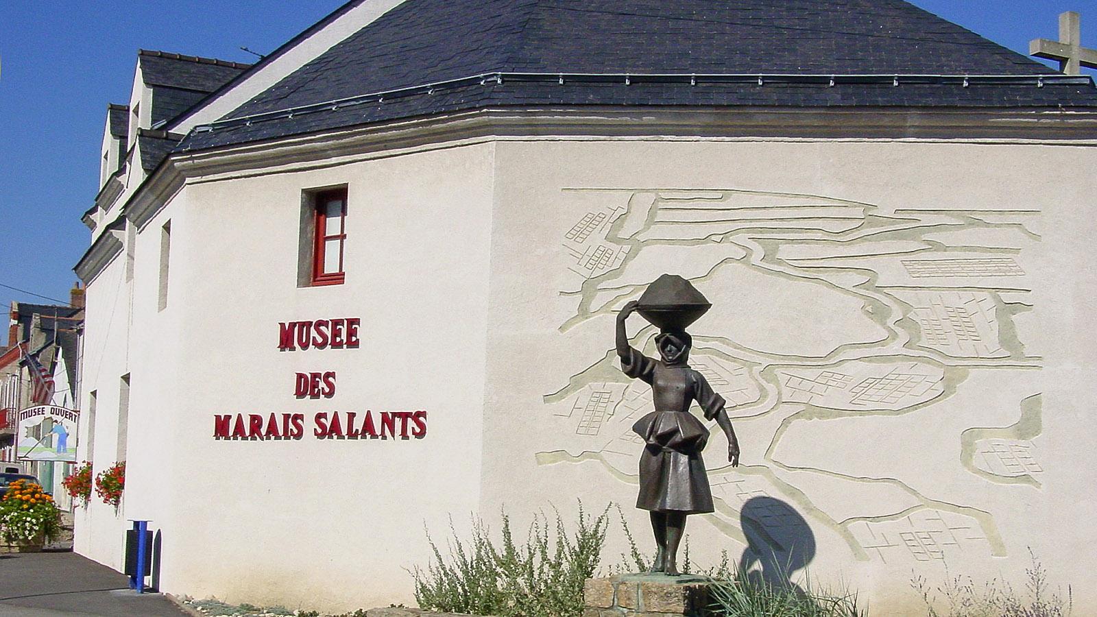 Sehenswert: das Musée des Marais Salants in Batz-sur-Mer, das über die Salzgewinnung in Salzgärten ringsum informiert.
