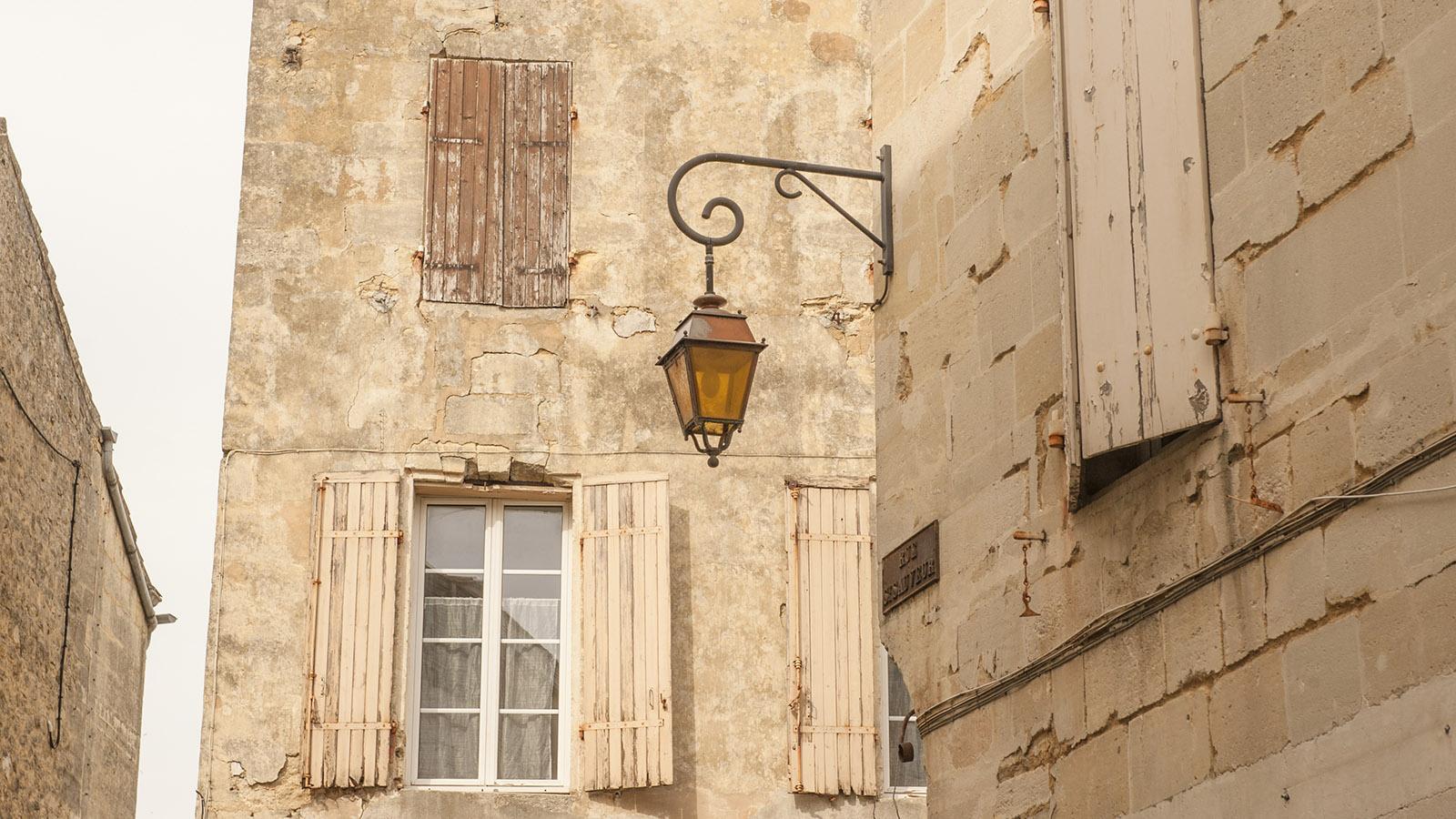 In der Altstadt von Blaye. Foto: Hilke Maunder