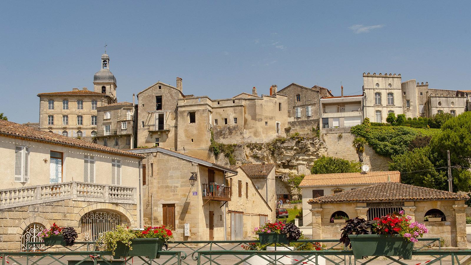 Bourg-sur-Gironde. Foto: Hilke Maunder