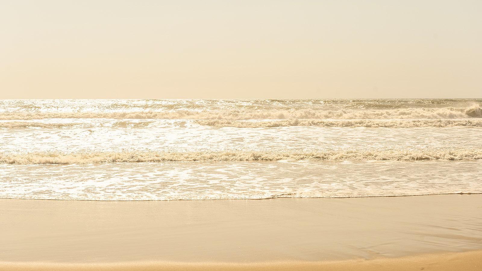 Carcans-Plage. Blick aufs Meer. Foto: Hilke Maunder