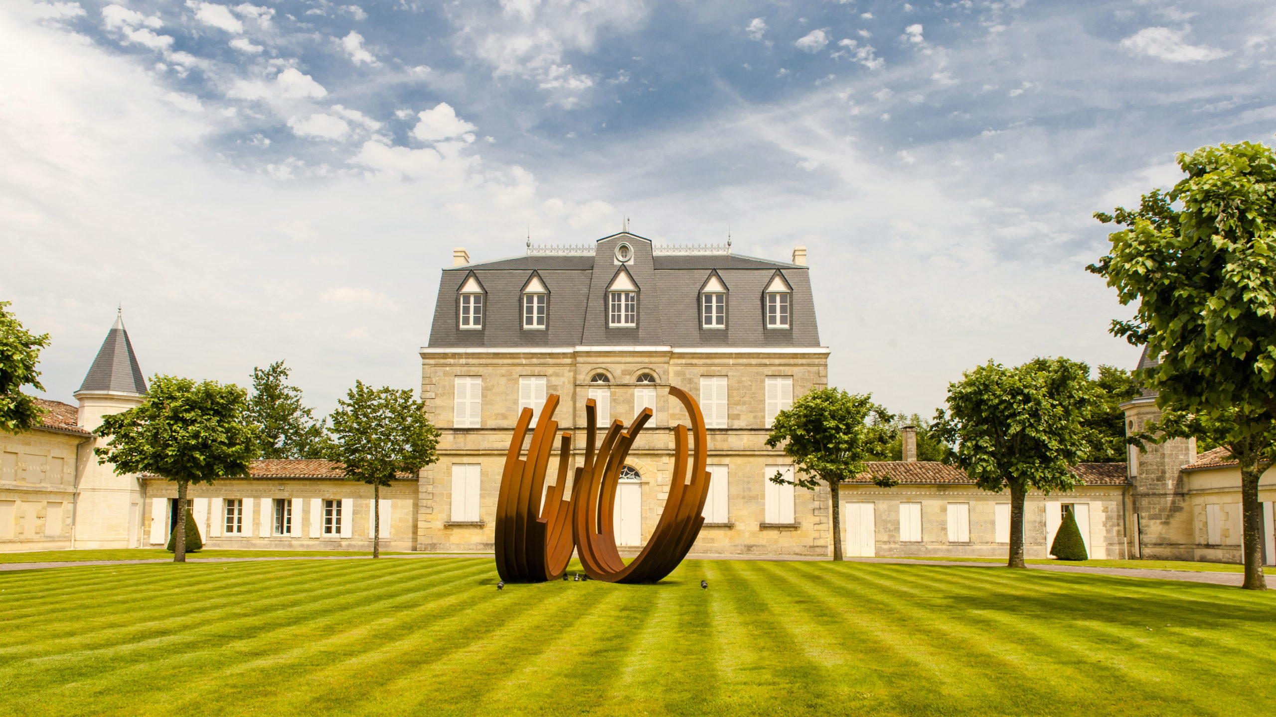 Médoc: Château de Malescasse. Foto: Hilke Maunder