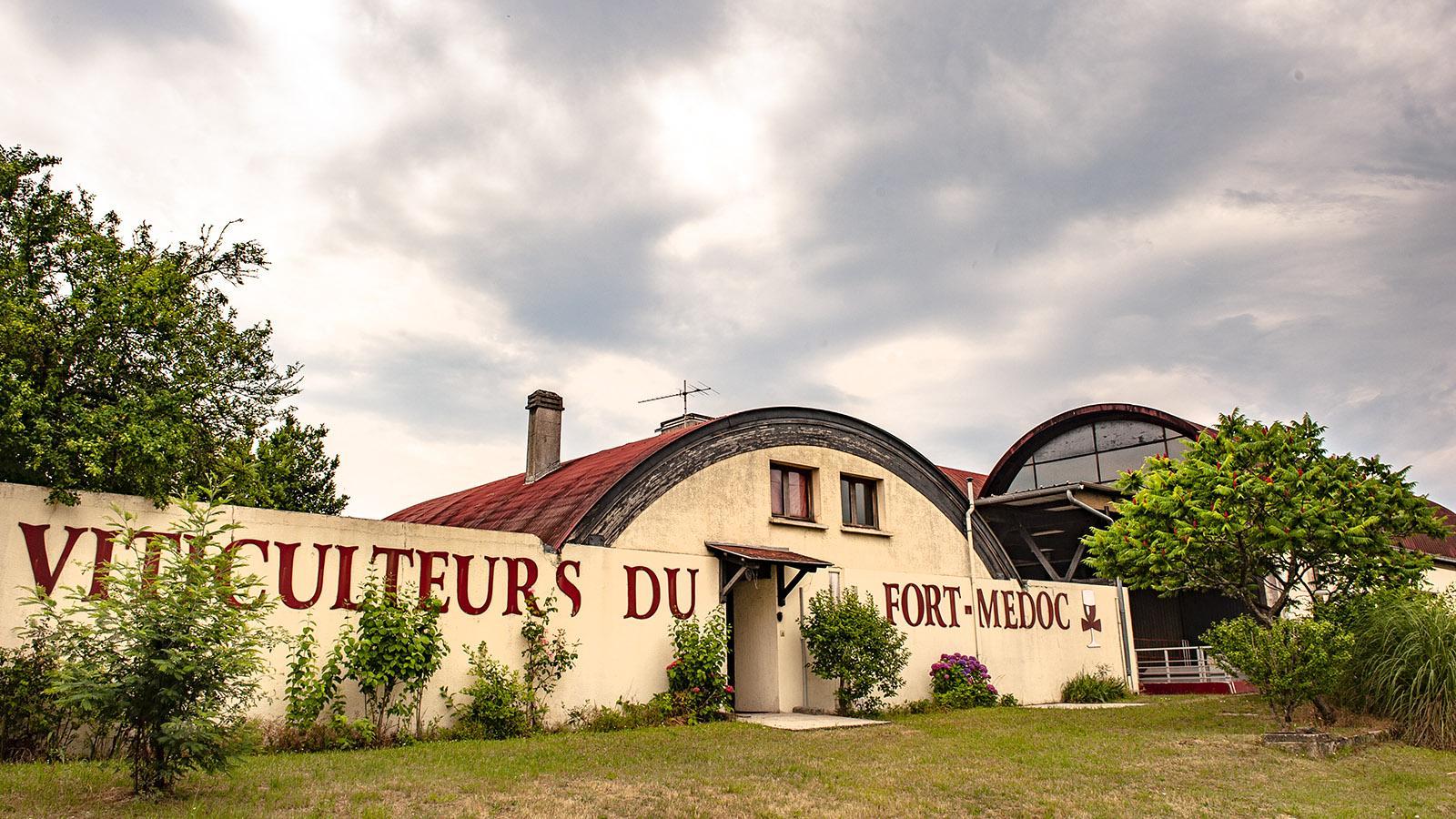 Médoc: Viticulteurs Fort-Médoc. Foto: Hilke Maunder