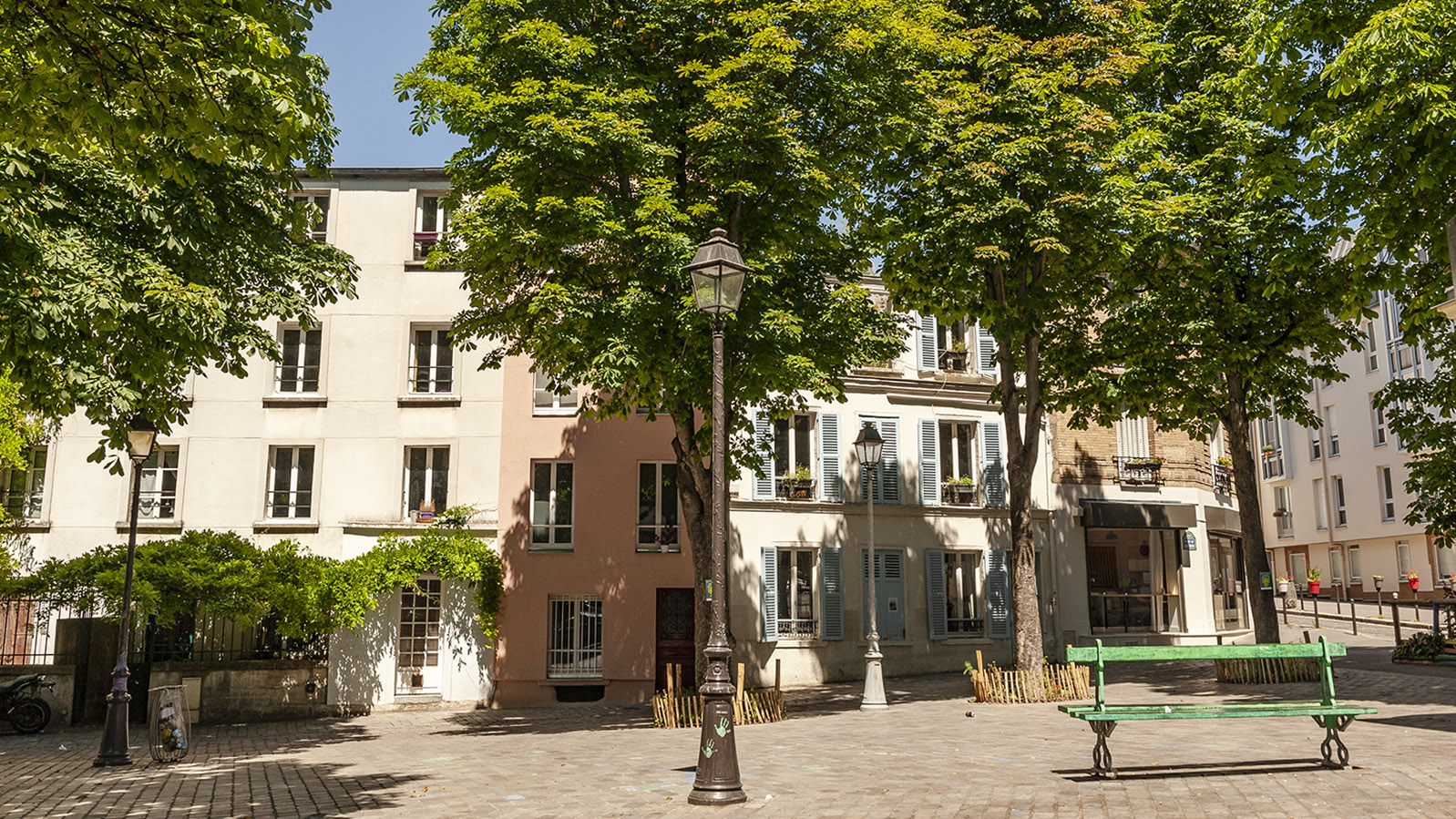Paris, Belleville, Place du Guignier_credits_Hilke Maunder
