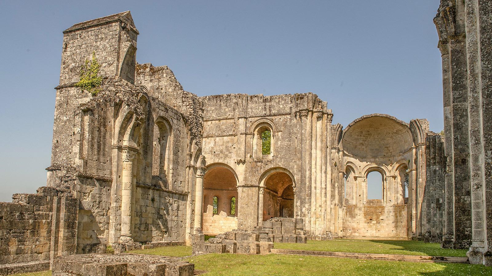 Abbaye de la Sauve-Majeure. Foto: Hilke Maunder