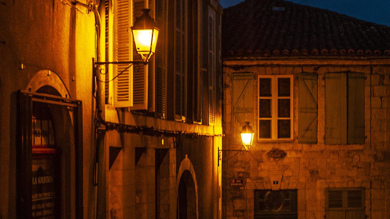 Abendstimmung in der Oberstadt von Auch. Foto: Hilke Maunder